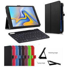 "Slim Keyboard Leather Case Cover For Samsung Galaxy Tab A A3 A6 7""/8.0/10.1/10.5"