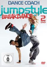 DVD Jumpstyle und Breakdance von Dance Coach 2DVDs