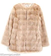 Lavand - Madrid - Faux Fur Coat