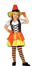 """Hexe Sunflower"" - Hexenkostüm für Mädchen Halloween Kostüm Hexe 85448-85450"