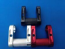 For Dahon Fold Bike Bar Bicycle Double Stem Aluminum 7075 Super Light CNC 87G