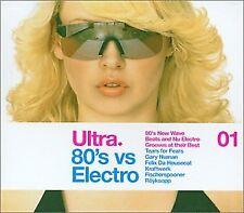 Ultra Eighties Vs Electro 1 Various Artists, Various Artists, Various Artists