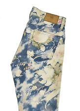 Women's Ralph Lauren Polo Emma Floral Tompkins Skinny Jeans New $225