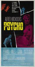 Psycho Hitchcock Vera Miles vintage movie poster #10