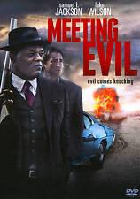 Meeting Evil (DVD, 2012) SAMUEL L. JACKSON NEW SEALED