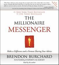 NEW 6 CD The Millionaire Messenger Brendon Burchard