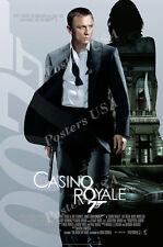 Posters USA - 007 Casino Royale James Bond Movie Poster Glossy Finish - MOV205