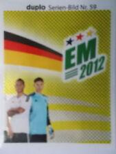 duplo / hanuta 59 EM 2012 Deutschland Team Sticker