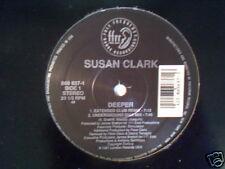 """SUSAN CLARK Deeper 12"""" USA DANNY TENAGLIA"""