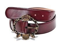 Dolce & Gabbana Womens Leather Belt