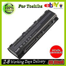 Toshiba PA5026U-1BRS, T453, PABAS262, PA5109U-1BRS High Output Laptop Battery