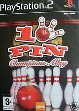10-PIN: Campeones Alley (PS2), muy buen PlayStation 2, Playstation 2 Video Juegos