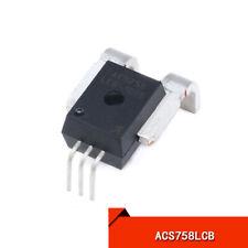 Hall Effect Linear Current Sensor ICs 5PIN PFF-T ACS758LCB-050B/100B for Motor