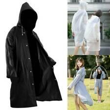 Regenmantel L-XXXL Regenjacke Wandern Regenanzug Regenschutz Regenumhang