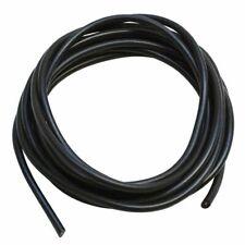 Fil de bougie rouge noir transparent  Ø 7mm vendu en 1 m ou 2 m cable d'allumage