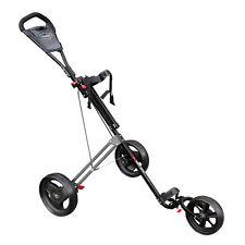 2019 Masters 5 Series 3-Wheel Push Golf Trolley Folding Lightweight Adjustable