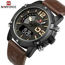 NAVIFORCE Men's Sport Watches Analog Date Military Waterproof Watch Relogio