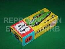 CORGI #238 JAGUAR MARK X-box riproduzione da drrb