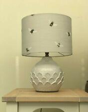 "BEE Lampshade BUMBLEBEE Fabric VOYAGE ""BUSY BEE""  Handmade 20,30,40cm FREEPOST"
