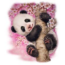 Cherry Blossom Panda Bear  Hoodie Sizes/Colors