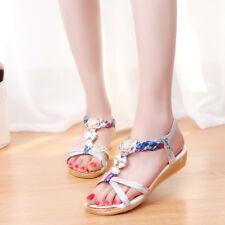 Summer Women Flat Sandals Women Fashion Casual Sandals Outdoor Beach Shoes