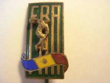 Romania Romanian Badge Pin FRA Athletics sports