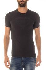 T-Shirt Armani Jeans AJ Sweatshirt % MADE IN ITALY Uomo Grigio 6X6T046J01Z-1990
