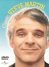 Classic Steve Martin (Box Set) (DVD, 2000, 3-Disc Set, Widescreen) NM THE JERK