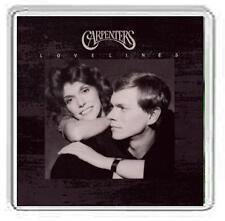 Carpenters Album Cover Drinks Coaster. 14 Album Options.