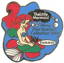 Disney M&P Four Seasons Collection Summer Ariel Pin