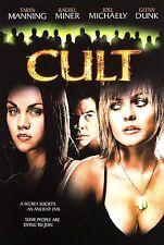 Cult (DVD, 2007)