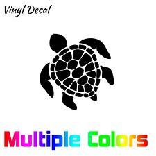 Sea Turtle Sticker | Car Window Vinyl Die Cut Decal
