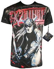 XZAVIER [Savage] t-shirt motero Harley rocker Gothic tribal UFC Wings Warrior XZ