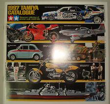 TAMIYA #64235 1997 PLASTIC MODELS AND RC CARS AND TANKS CATALOGUE
