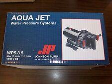 AQUA JET WPS WATER PRESSURE PUMP  PART # 10-13395-103   12V  3.5GPM