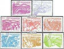 Nicaragua 2449-2456 (kompl.Ausg.) gestempelt 1983 Freimarken:Landwirtschaftsrefo