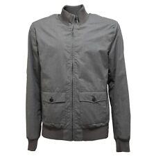 4012M giubbotto uomo DOLCE&GABBANA D&G grigio bomber giacche men coats jackets