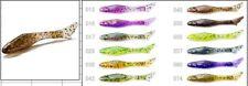 "12 leurres souple Tiny 1,5"" FISHUP 42mm pêche perche truite chevesne rockfishing"