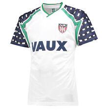 Sunderland 1992 FA Cup Final Retro Fútbol Camiseta Hombre Deporte Fútbol