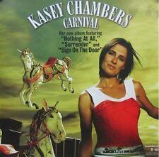 KASEY CHAMBERS POSTER, CARNIVAL (SQ7)