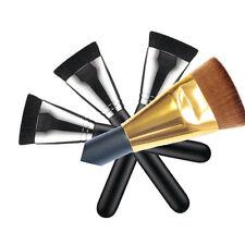 1 Pièce Pro 163 Plat Contour Brosse Visage Joues Mélange Maquillage Pinceaux