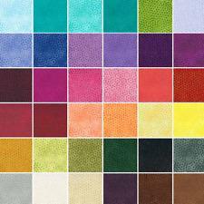 100% Cotton Fabric Makower Dimples Tonal Honeycomb Quilting Patchwork Blender
