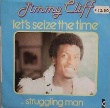 """Vinyle 45T Jimmy Cliff """"Let's seize the time"""""""