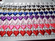 1m - Satin Lace Heart Motif - Ribbon,Appligue,Trimmings,Baptism Decorations