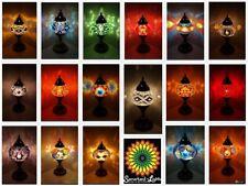 Mosaik lampe Mosaiklampe M / L orientalische Lampe Tischlampe Samarkand-Lights