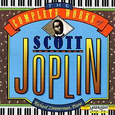 The Complete Works of Scott Joplin, Vol. 5 by Scott Joplin (CD, Oct-1993) NEW