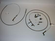 "Chrysler Mopar 904 24"" Throttle & Kickdown Cable Carb Bracket Linkage Springs"