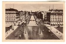 Berlin - Unter Den Linden Photo Postcard 1946