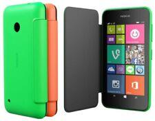 Smart Cover a libro CC-3087 per Nokia Lumia 530 CON CLIP guscio duro custodia
