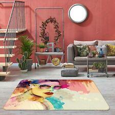 3D Fashion Advertising RAII863 Mat Elegant Photo Carpet Rug Honey